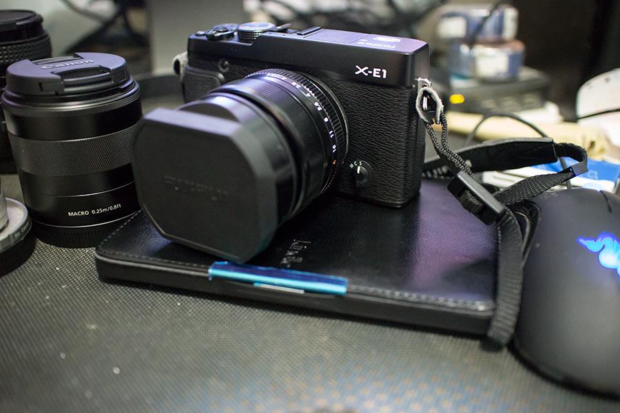 XE1+35mm